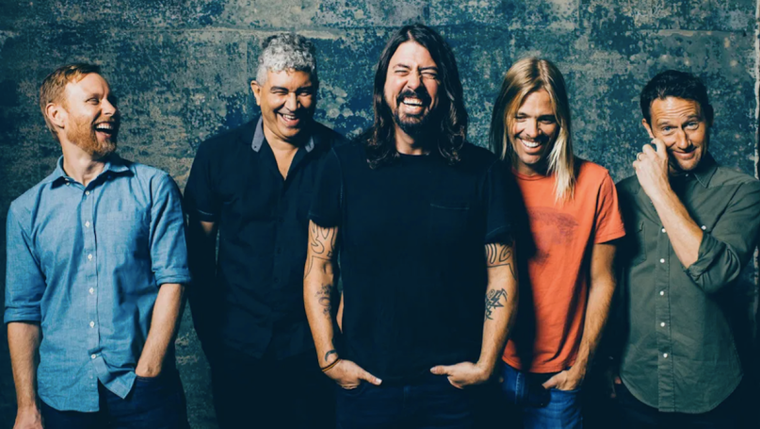Foo Fighters objavili novi album - poslušajte