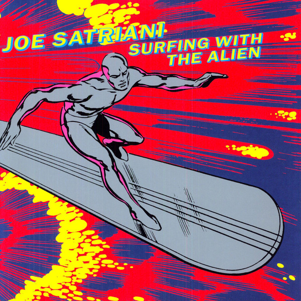"For the Record: Joe Satriani – ""Surfing with the Alien"""