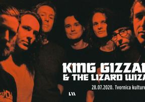 King Gizzard & The Lizard Wizard uskoro u Zagrebu!